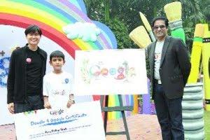 Google Doodle Contest Winners