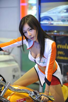 Korean Top Model Photo