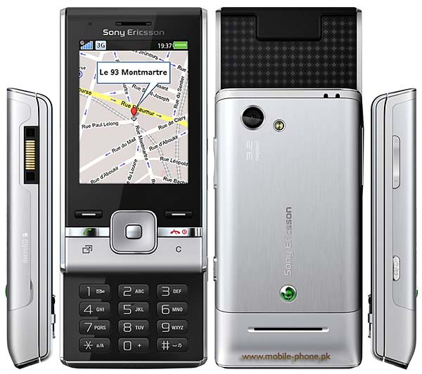 Sony Ericsson T715 Manual