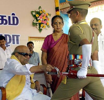 Tamilnadu police result 2009