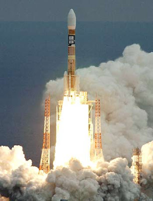 Japan launched Satellite from Tanegashima Space Centre