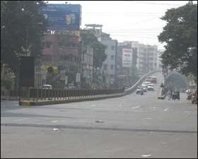 Kolkata Bandh pics