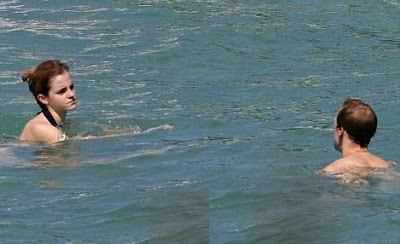 Emma Watson In Bikini hot Pics