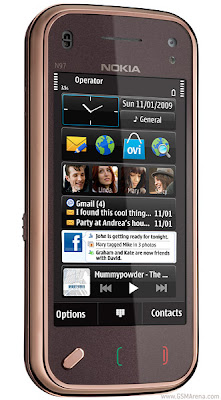 Nokia N97 specification