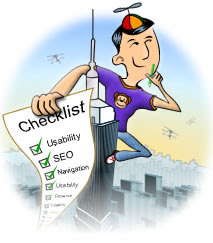 Search Engine Optimization (SEO) Checklist