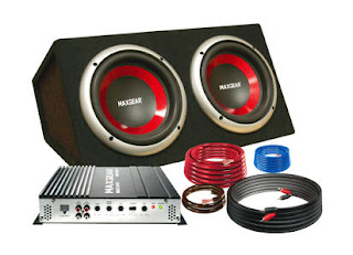 subwoofer for car