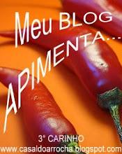 Miminho Especial - Selo Meu Blog Apimenta