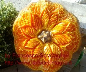 Vegetable And Fruit Carving: Francis Scravaglieri - Art ...