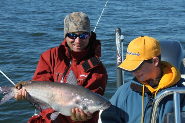 Jeff samsel fishing sticking with the plan for Lake moultrie fishing report
