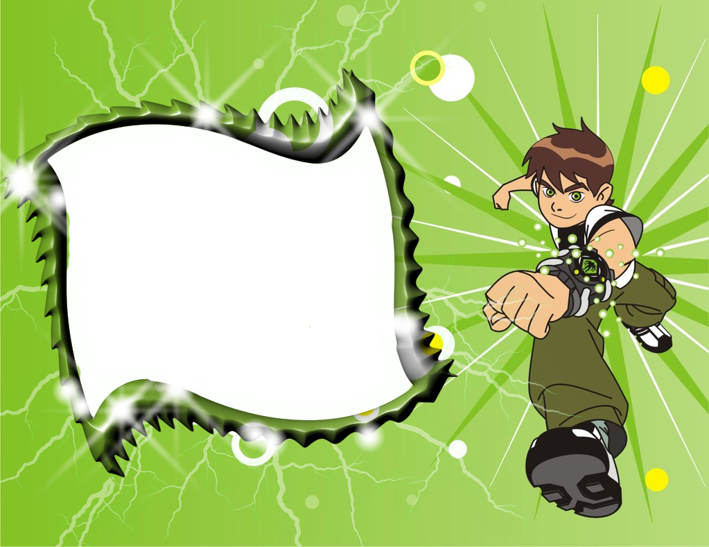Ben 10 Frame Png Wallpapers Real Madrid Picture