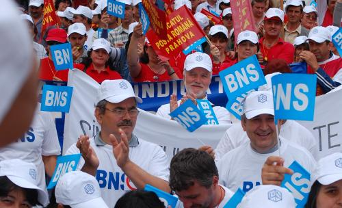 BNS Blocul National Sindical