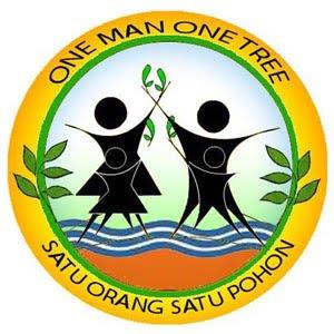 satu orang satu pohon, one man one tree http://sbatangrokok.blogspot.com