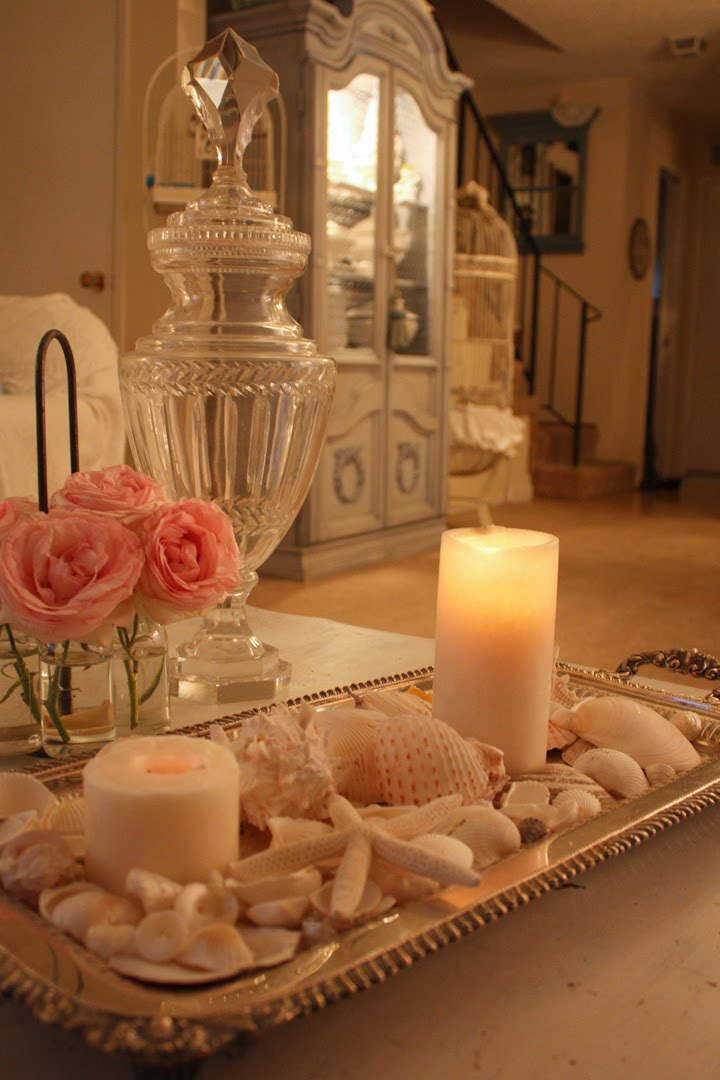 My Romantic Home: Show and Tell Friday