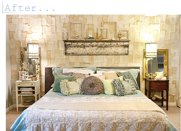 my romantic home an amazing master bedroom makeover vintage style