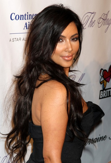 invisible hairstyle kim kardashian -9