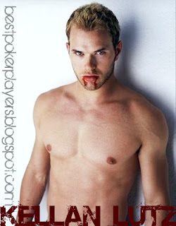 Hot and Sexy Vampire Cullen Boy Kellan Lutz