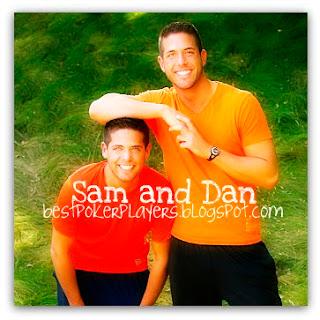 Amazing Race Daniel and Samuel McMillen