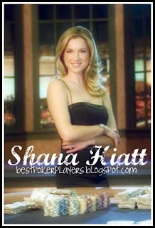 Beautiful and Sexy Shana Hiatt Host of Poker After Dark