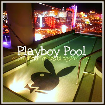 The Palms Hotel and Casino Playboy Suite Pool