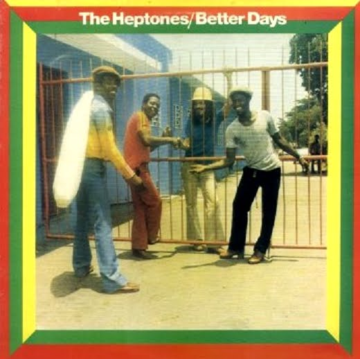 The Heptones I Shall Be Released Darling I Love You