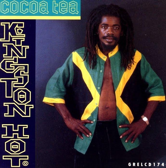 COCOA TEA - DISCOGRAPHY: (Reggae Singer)