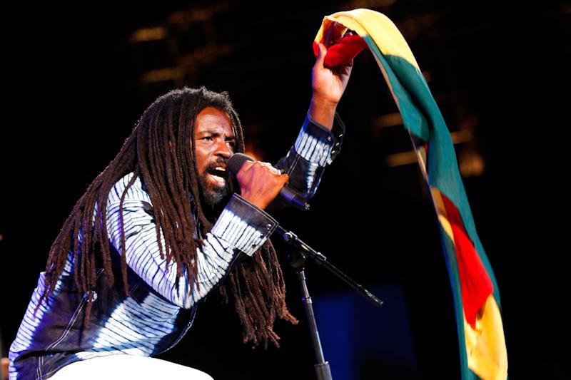 Reggaediscography Rocky Dawuni Discography Reggae Singer