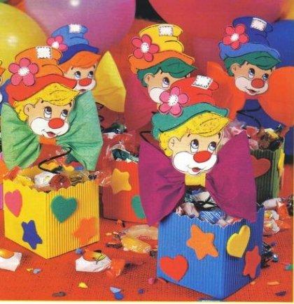 Manualidades con goma eva para cumpleaños - Imagui