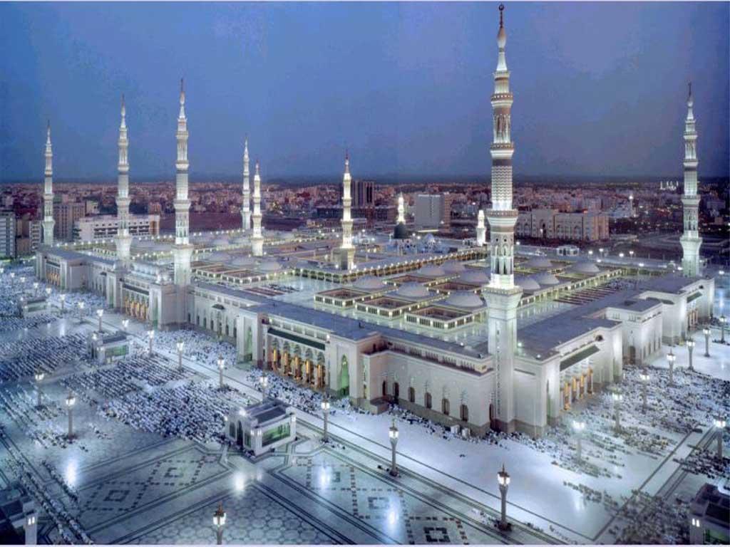 The Masjid  Masjid Nab...