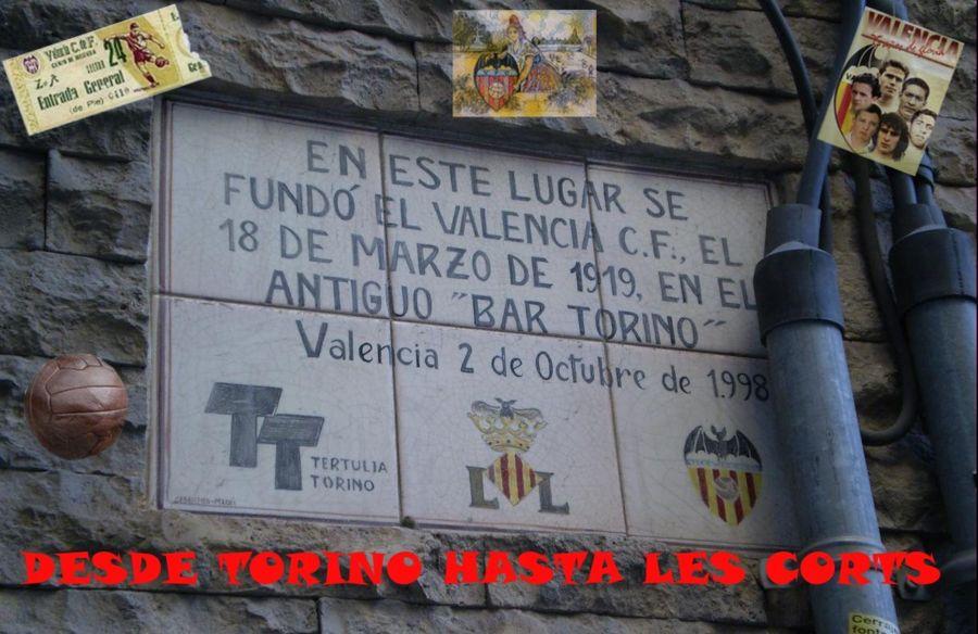 DESDE TORINO HASTA LES CORTS