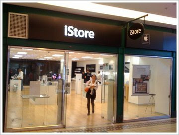 iStore in Waterfront, South Africa