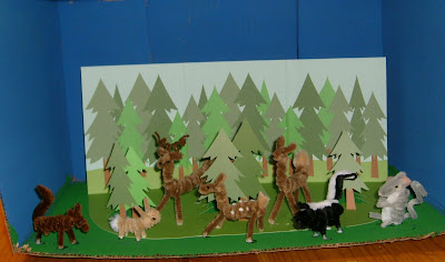 Example of Rain Forest Diorama http://minabema.blogspot.com/2009/02/cool-forest-animal-diorama.html