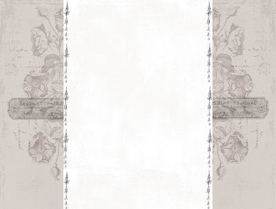 Blog Backgrounds on The Background Fairy  Free Blog Background  Taupe Grunge Roses