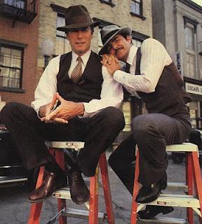 Clint and Burt in City Heat