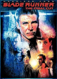 Cartel de Blade Runner. The Final Cut