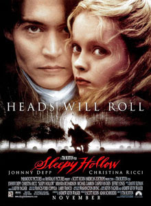 Cartel original de Sleepy Hollow