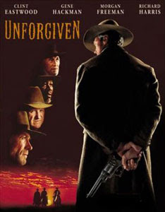 Cartel original de Sin perdón