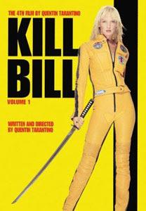 Cartel original de Kill Bill: Vol. 1