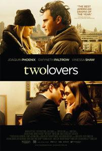 Cartel original de Two Lovers