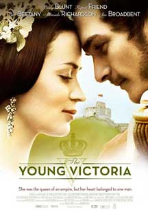 Cartel original de La reina Victoria