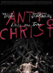 Cartel original de Anticristo