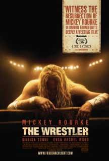 Cartel original de El luchador