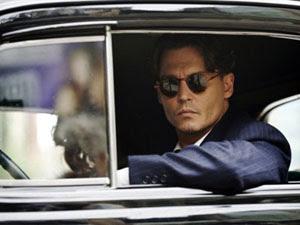 Johnny Depp en Enemigos públicos