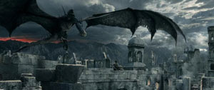 Fotograma de El Señor de los Anillos: Las Dos Torres