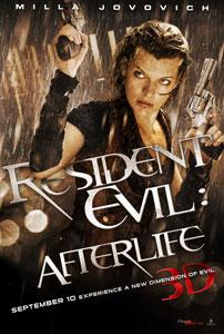 Cartel original de Resident Evil: Ultratumba