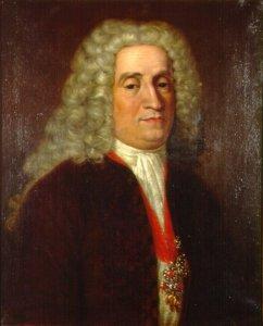 Retrato de un marqués del siglo XVIII