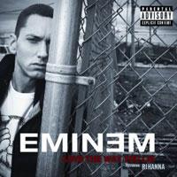 Carátula del single The Way You Lie, de Eminem y Rihanna