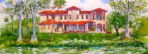 La casa del Presidente de Rollins College