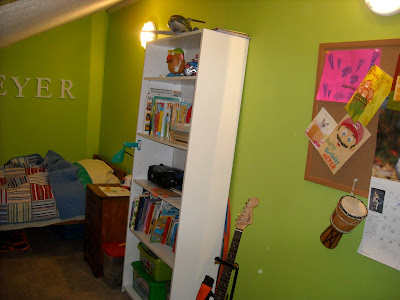 Meyer's room