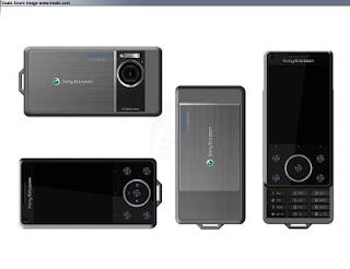 Sony Ericsson C905  smart 3g camera phone