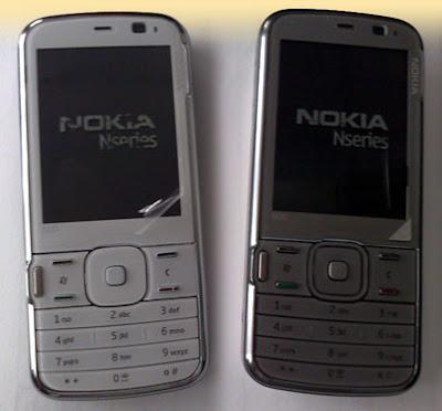 Nokia N79-has 5Mp auto focus digital camera with flash